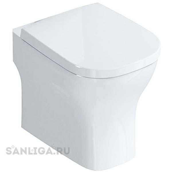 Унитаз приставной Ideal Standard Active T316701 мебель для ванн сантекс